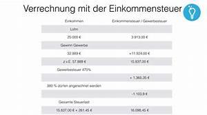 Zu Versteuerndes Einkommen Berechnen Tabelle : selbstst ndig steuern risiken kennen und vermeiden ~ Themetempest.com Abrechnung