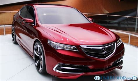 acura tlx sport exterior  interior review cars