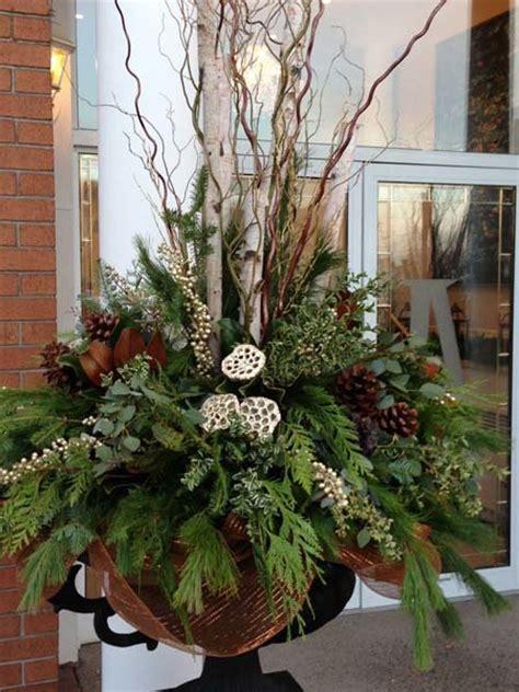 christmas van belles florist durham region plants decor