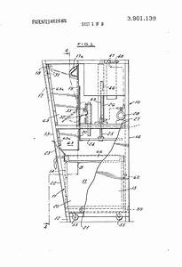Patent Us3901139 - Automatic Waste Compactor