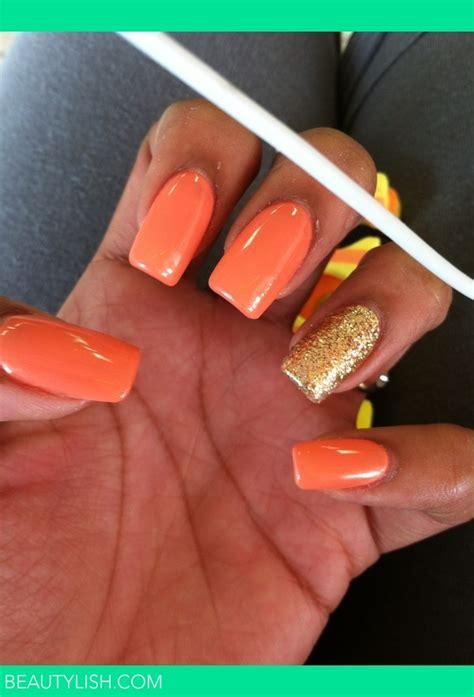 opi mango summer time nails emonie  photo beautylish