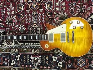 Rare  Gibson Les Paul 1959 40th Anniversary Historic
