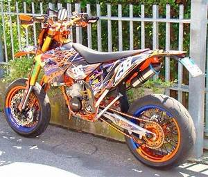 Supermotard 125 Occasion : ktm motard 125 moto pinterest ~ Maxctalentgroup.com Avis de Voitures