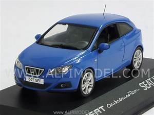 Seat Ibiza Bleu : modelli automodelli modelli in scala 1 43 1 18 auto ~ Gottalentnigeria.com Avis de Voitures