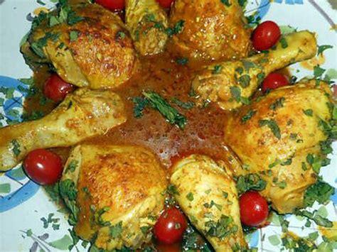 recette de cuisses de poulet a la pate de curry