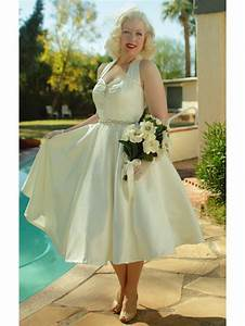 1950s style wedding dresses gowns With 50s themed wedding dresses