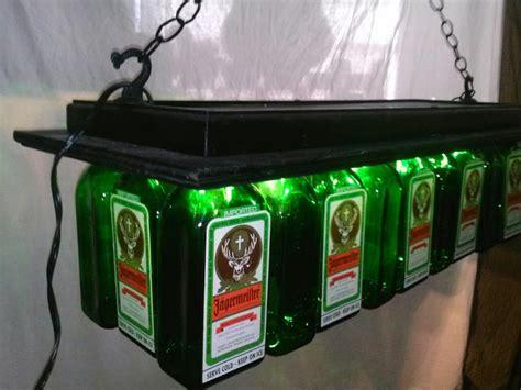 jagermeister pool table light chandelier pool bar
