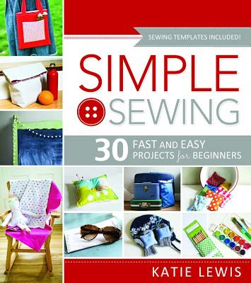 Quilt Story Simple Sewing 30 Book Review