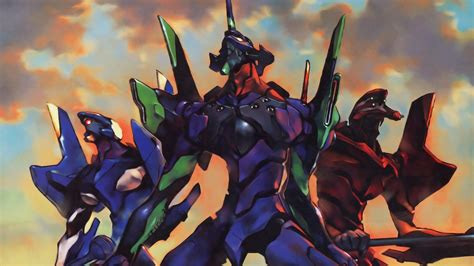 neon genesis evangelion wallpapers hd