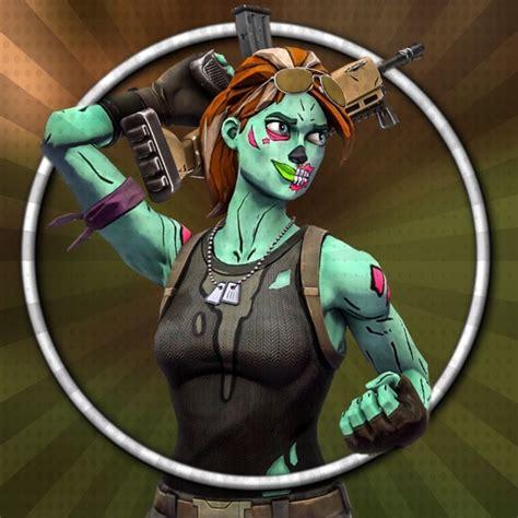 ghoul trooper  avatar freetoedit fortnite halloween