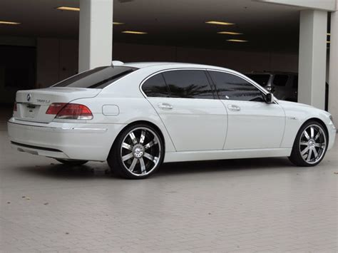 Used 2006 Bmw 7-series 760li Nav