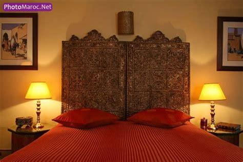 la chambre marocain décoration chambre marocaine