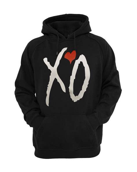 the weeknd sweaters xo the weeknd hoodies hooded sweatshirts xo till ovoxo