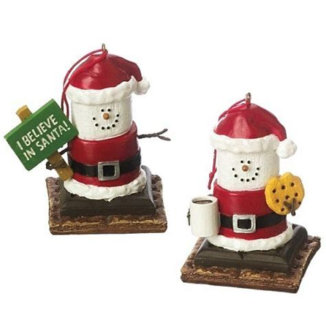 smores christmas ornaments could they get any cuter a heart full of love