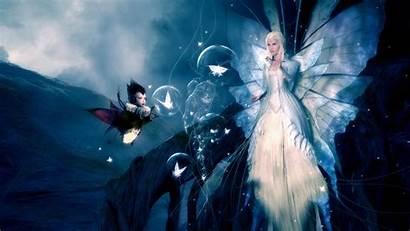 Fairy Screensavers Fairies Desktop Wallpapers Wallpapersafari