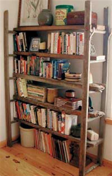 build  ladder bookshelf