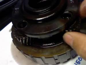4l60e Reaction Sun Gear And Pinion Damage