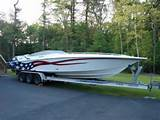 Fountain Speed Boats For Sale Photos