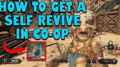 bo4 zombies revive self quick