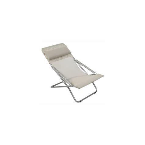 chaise pliante lafuma chaise longue pliante 39 anthracite 39 transabed xl plus lafuma plantes et jardins