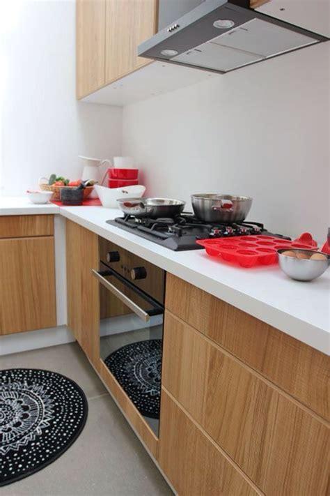 cuisine hyttan hyttan ikea witte plinten en tussenstukken keuken