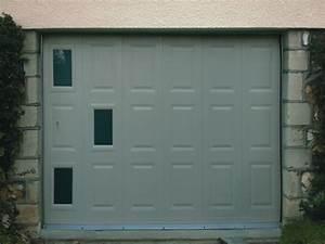 portes de garage laterales isol conseil pres de lyon With porte de garage enroulable jumelé avec porte blindée lyon