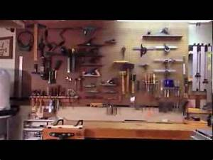 Shopsmith-Our New Shop Layout by Doug and Susan Reid - YouTube
