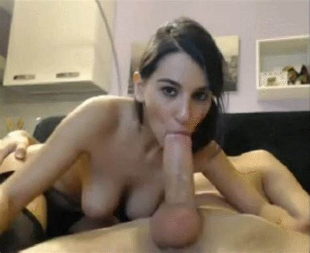 #Brunette #Skinny #Girl #Fucking #Huge #Cock #On #Cam