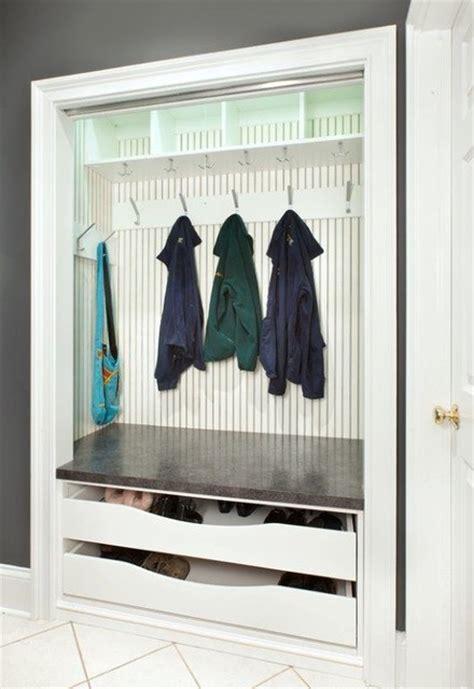 locker system modern entry chicago by closet