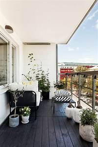 Balkongestaltung Kleiner Balkon : die besten 17 ideen zu skandinavischer stil auf pinterest ~ Michelbontemps.com Haus und Dekorationen