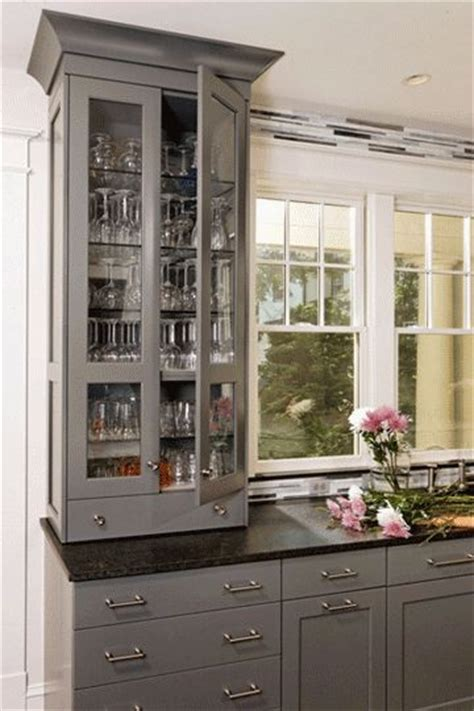 kitchen cabinet with countertop beautiful gray cabinets i like the gray would go with
