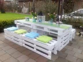 Faire Salon De Jardin En Palette by Faire Un Salon De Jardin En Palette Deco Cool