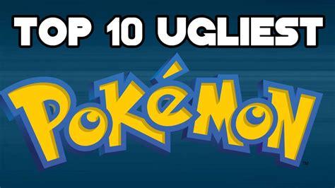 Top 10 Ugliest Pokemon Youtube