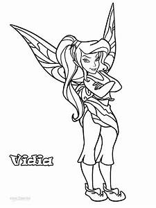 Printable Disney Fairies Coloring Pages For Kids | Cool2bKids