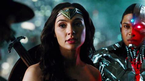 Wonder Woman Justice League Background Wallpaper 24656