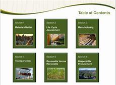 Materials Matter Construction Materials and their