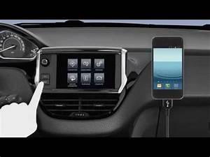 Mirror Screen Peugeot : peugeot 208 compatibilitate ecran tactil smartphone prin mirror screen youtube ~ Medecine-chirurgie-esthetiques.com Avis de Voitures