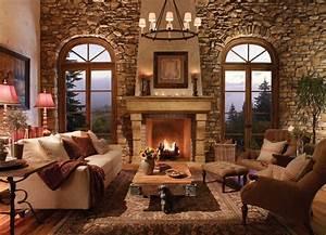El Dorado Fireplace Surrounds - Traditional - Living Room