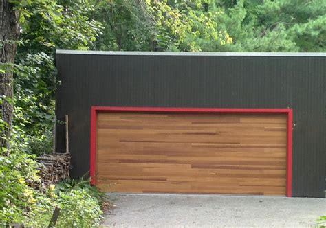 install garage door chi plank style garage door mount garage doors