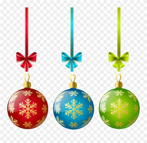 decorate clipart holiday christmas balls clipart png