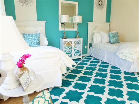 two bed bedroom ideas guest room one room two beds be my guest with denise