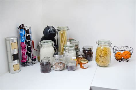 cuisine bocaux meuble pour bocaux dans ma cuisine