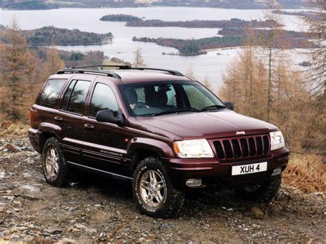 jeep grand uk spec wj 1998 2003 wallpapers
