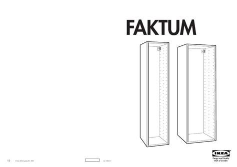 Küche Ikea Faktum by Ikea Faktum Installation Guide Nazarm
