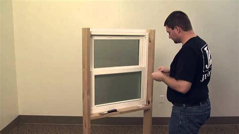replace  tilt latch   bottom sash   vinyl hung window youtube