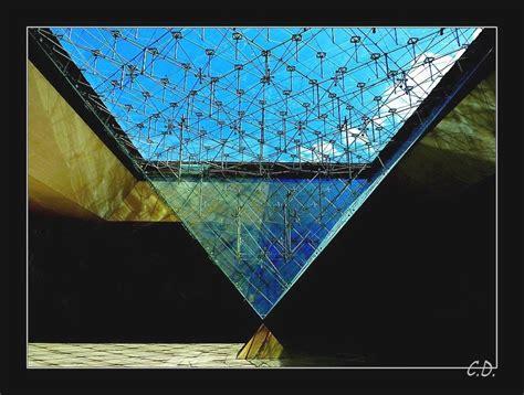 inverted pyramid  photo  ile de france north