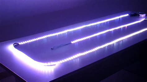 colored led light strips rgb multi color changing led strip lights with controller