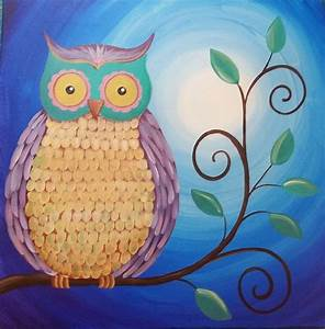 Photos: Free Painting Lessons Acrylic Birds, - Drawings ...