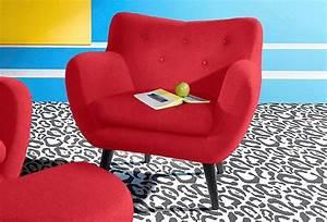 Sessel Retro Look : inosign sessel im retro style online kaufen otto ~ Orissabook.com Haus und Dekorationen