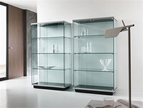 Image Of Popular Glass Cabinet Ikea  Glass Bathroom